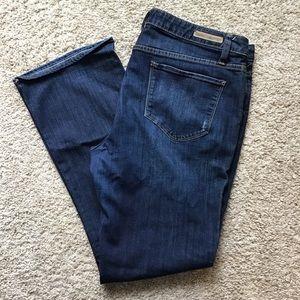Vera Wang straight leg ladies jeans